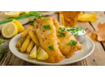 FILET DE COLIN FISH&CHIPS
